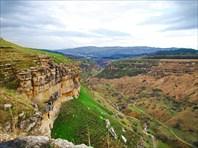 каньон реки Березовая