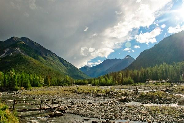 Долина источников