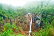 Водопад Шумакский