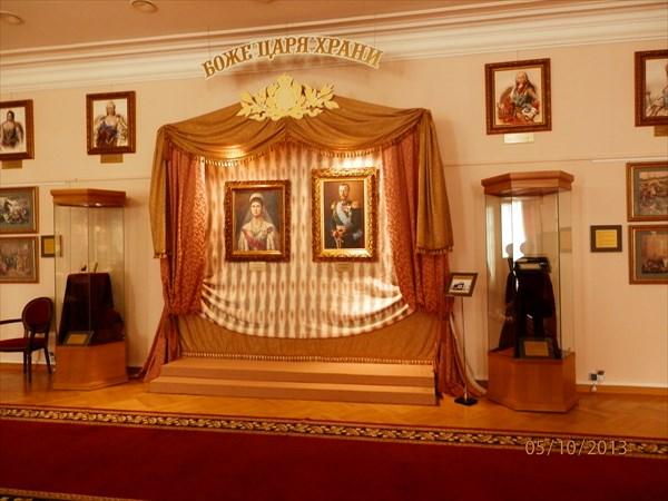 Музей-заповедник (бывший Дворец наместника)