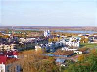 Тобольск. Тобольский Кремль. Туристический комплекс Абалак