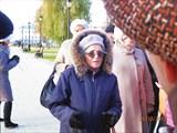 Тобольский Кремль. Экскурсовод наш
