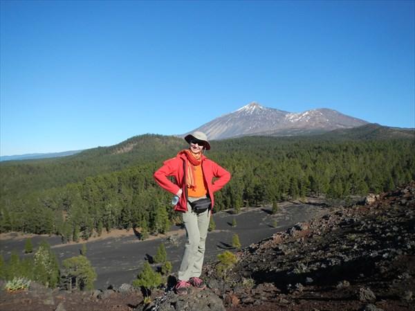 Идем дальше, вулкан остался позади