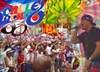 на фото: Carnaval-calle-miami