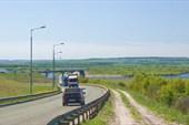Мост через р. Свияга