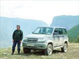 После перевала Кату-Ярык