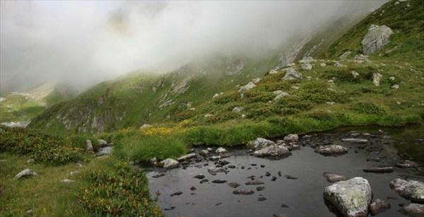 Загеданские Озера