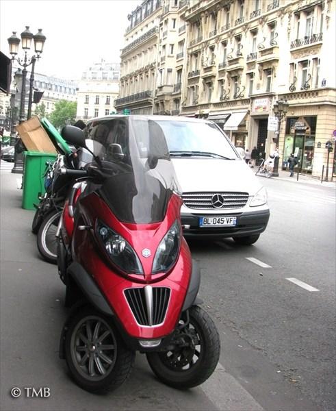 Трайк и 2 передними колёсами ) Июль, 2011