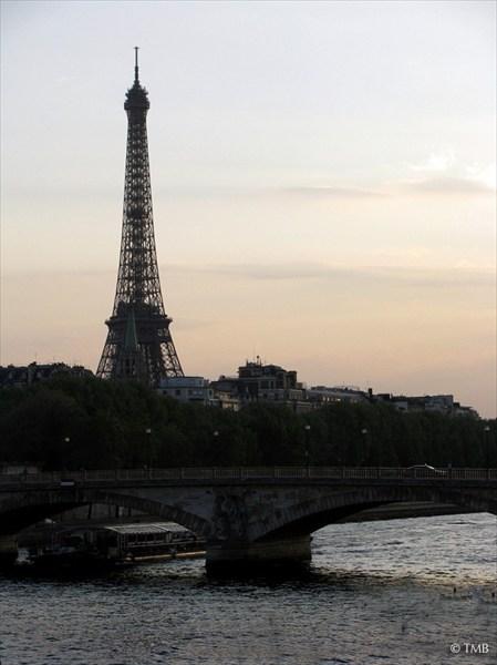 Вид на башню. Весна 2011