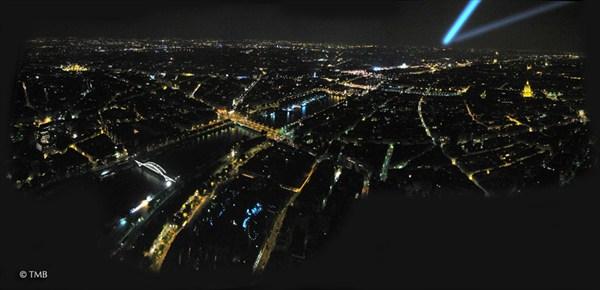 Мне сверху видно всё... Париж. Июль, 2011
