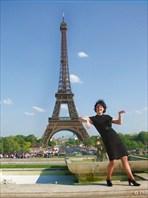 Чайку? ) Апрель, 2011-город Париж