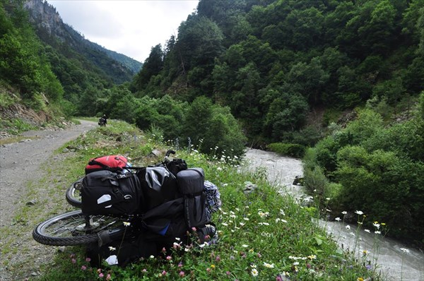 Ущелье реки Маруха