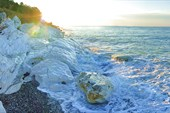 Чёрное море.