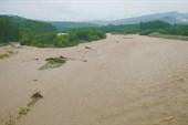 Бурная река Большая Лаба