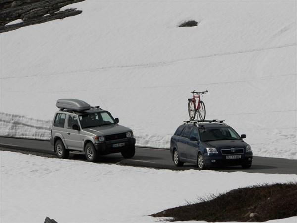 Лыжи и велосипеды