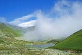 Тучки над Араданскими озерами