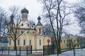 Свято-Варваринский монастырь