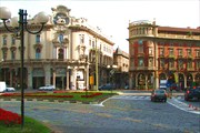 Турин. Площадь Сольферино