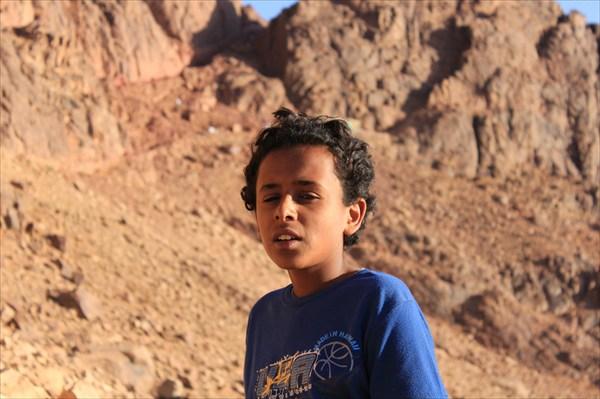 Бедуинский мальчик