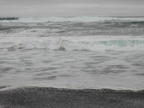 Океан штормит