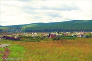 Начало маршрута. Село Усть-Парная