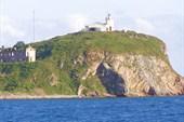 Маяк на острове Скрыплева