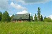 Старый дом Самбиндаловых.