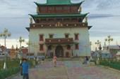 монастырь Гандантэгчинлин