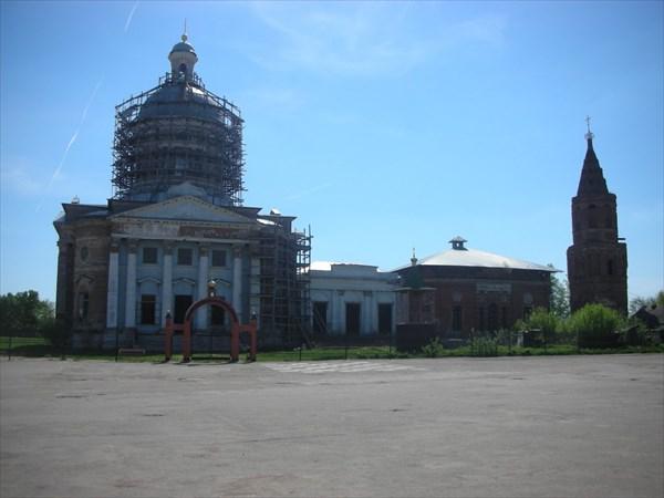 Никольский собор в Епифани