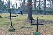 Историческое кладбище в Веймаре