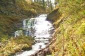 Водопад на р.Учал