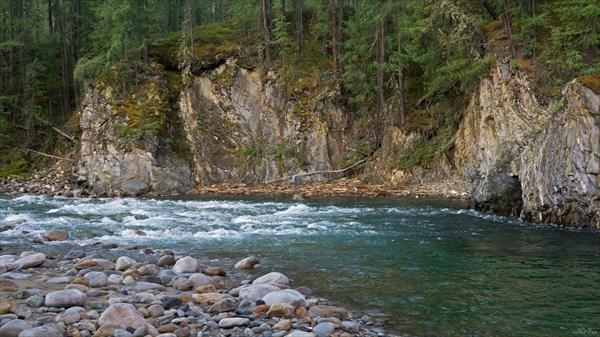 Мурхой у притока Малая Саржинка
