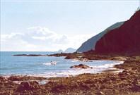 Вид острова Утичьего с Большого Шантара