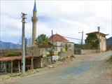 Стартовая точка: Мечеть в пос. Хисарчандыр