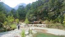В каньоне Гейнюк