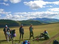 25. Вдали гора Тапдуайр (3505 м).