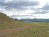05. Начало дороги к перевалу Бугузун.