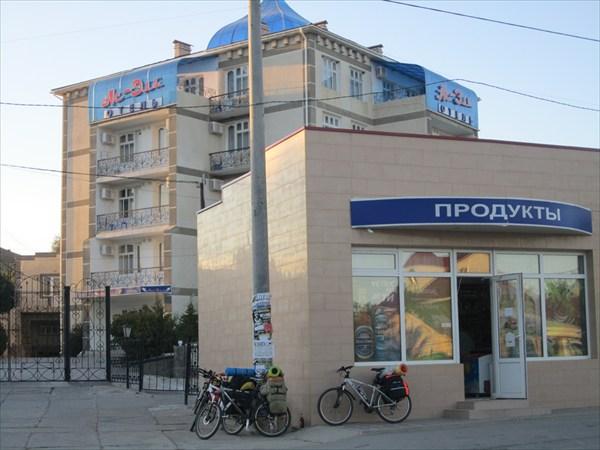 Коктебель, в поисках знаменитого крымского вина
