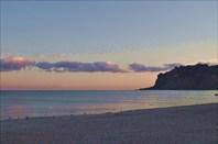 Коктебель, пляж