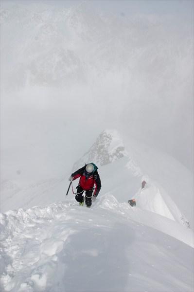 восхождение на вершину Гумачи