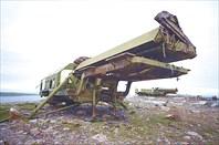 Брошенная ПВО, Харловка
