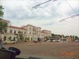 Вокзал.
