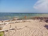 Колка. Рижский залив.