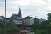 Старый замок в Гамбурге