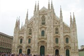 Миланский кафедральный собор Duomo di Milano