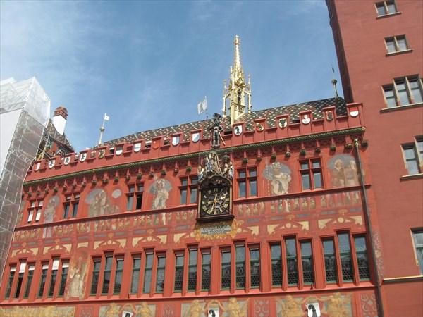 Царская крепость в Базеле
