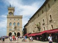 Замок Сан Марино-Сан-Марино