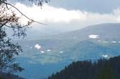 Вид с перевала в сторону Каракола