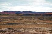 Каменистая пустыня около Голмуда