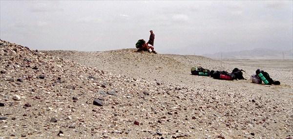 Переход через пустыню